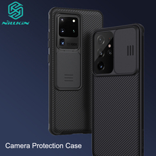 Camera Protection Case For Samsung Galaxy S20 Plus S21 Ultra NILLKIN Slide Protect Cover Lens Protection Case Samsung Note 20