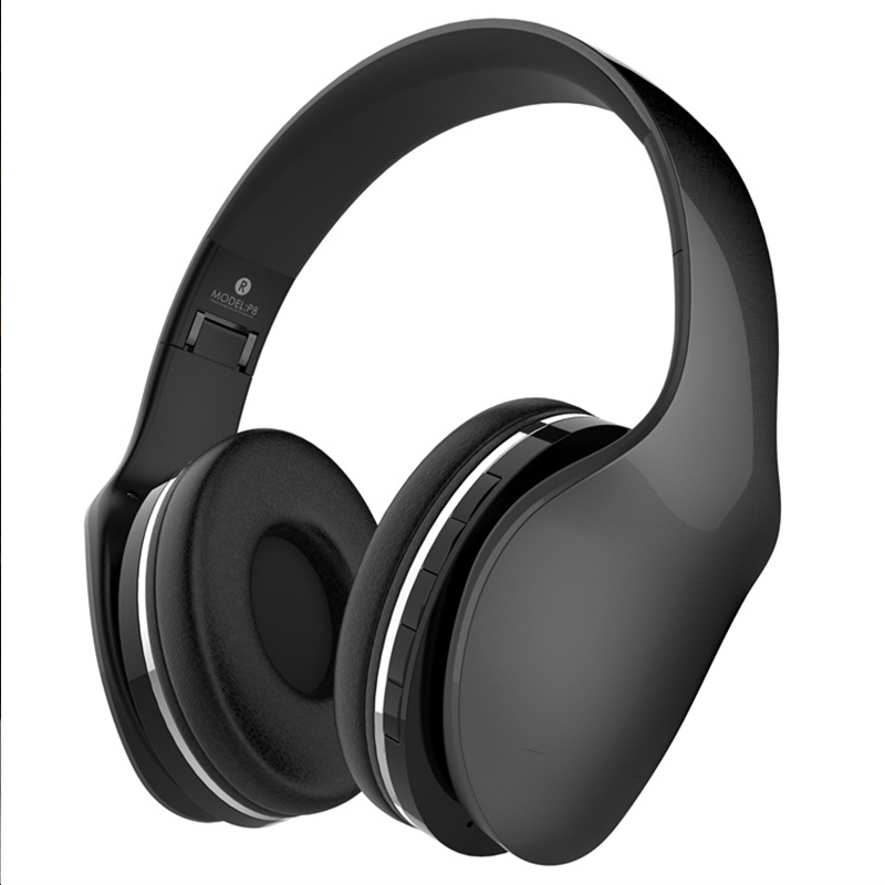 KAPCIAE Plus Wireless Bluetooth Headphones headset with Microphone Micro  bluetooth headphone headset