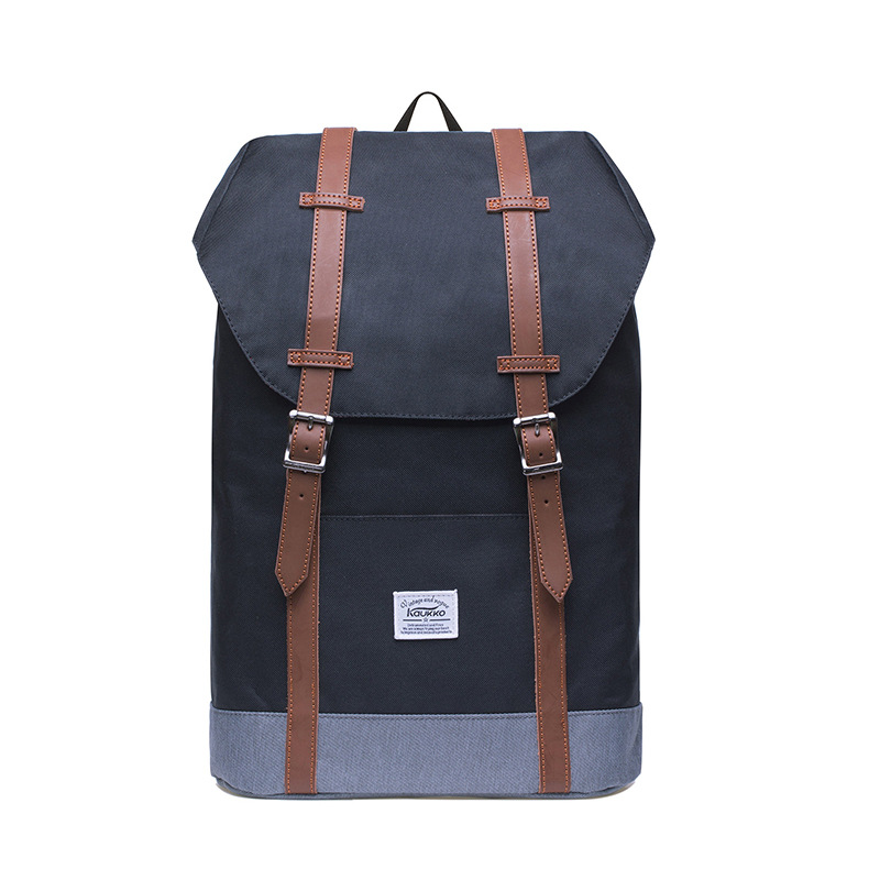 2019 New Style Backpack Mixed Colors Classic Light Nylon Backpack Factory Customizable a Generation of Fat EP6-2