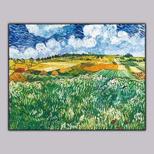Get more info on the 100% Hand Painted Abstract Van gogh Oil Painting On Canvas Wall Art Wall Adornment Picture Painting For Live Room Home Decor