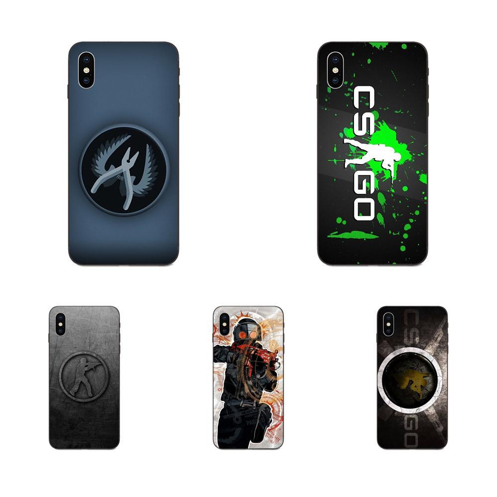 Diy Phone Case 2019 Counter Strike Cs Go For Xiaomi Mi Mix Max Note 2 2S 3 5X 6 6X 8 9 9T SE A1 A2 A3 CC9e Lite Play Pro F1