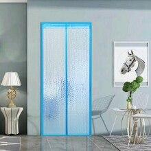 Кондиционер номер Кухня магнитная сетка для двери Термальность утепленная дверь сетчатый экран Шторы