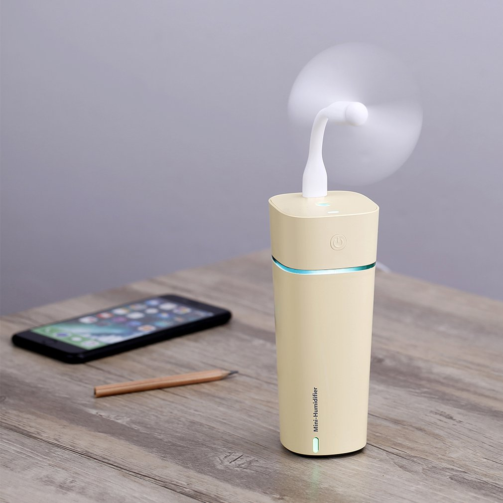 USB mini three-in-one humidifier car air purifier humidifier Automatic power cutoff Prevent dry and chapped skin image