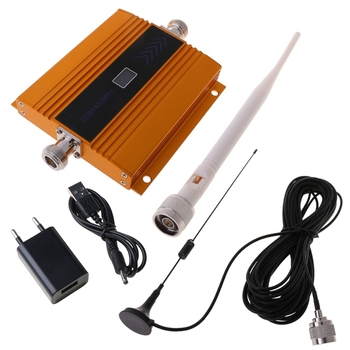 1 Set 850MHz GSM 2G/3G/4G Signal Booster Repeater Amplifier Antenna cell c signal booster