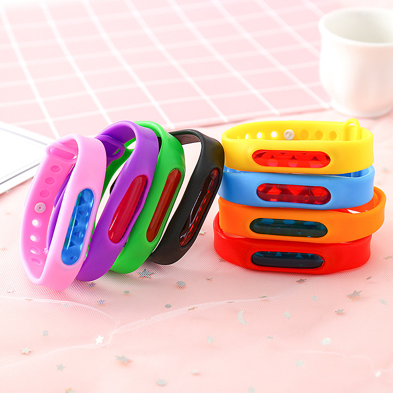 Travel Anti Mosquito Bracelet Accessories Pest Insect Bugs Control Mosquito Repellent Wristband Supplies Gear Items