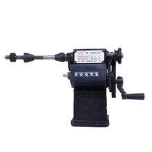 Ручная намоточная машина двойного назначения ручная намотка машина намотка 0-9999 диапазон подсчета намотки различных небольших катушек