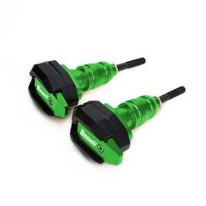 Image 2 - Voor Benelli BN300 BN600 TNT300 TNT600 BN302 Frame Sliders Tnt Bn 300 600 302 Motor Guard Motorfiets Accessoires
