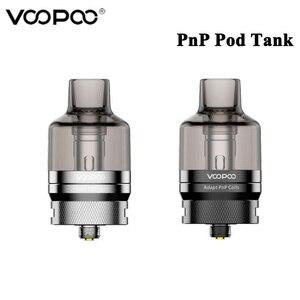 Image 1 - מקורי VOOPOO PnP Pod טנק תחתון מילוי 4.5ML מרסס עם PnP VM1 PnP VM6 סליל לסיגריות אלקטרוניים VOOPOO גרור X וגרור S Vape