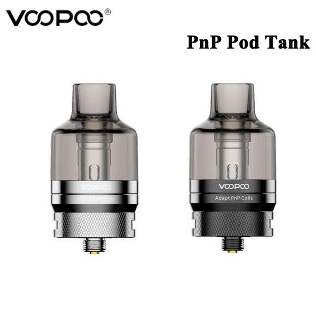 מקורי VOOPOO PnP Pod טנק תחתון מילוי 4.5ML מרסס עם PnP VM1 PnP VM6 סליל לסיגריות אלקטרוניים VOOPOO גרור X וגרור S Vape