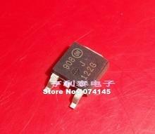 10pcs/lot  MJD122G J122G  8A/100V  TO-252 50pcs lot d70n02l to 252
