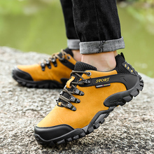New Arrival Classics Style Men Hiking Shoes Lace Up Men Sport Shoes Outdoor Jogging Trekking Sneakers Fast Free Shipping bona new arrival popular style men hiking shoes cow leather lace up men trekking boots comfortable men climbing sport shoes men