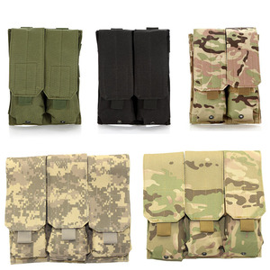 Tactical Molle Magazine Pouch Bag for AK 47 74 Airsoft Paintball Rifle Gun Pistol Mag Bag Magazine Tool Bag Hunting Accessories(China)