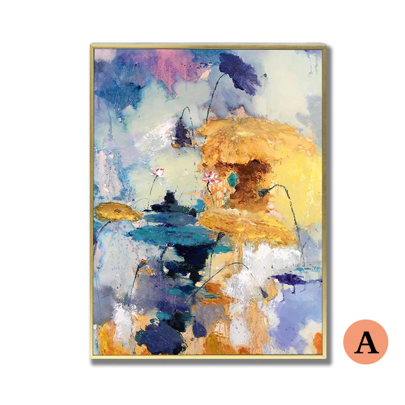100-Hand-Painted-Abstract-Colourful-Scenerys-Art-Painting-On-Canvas-Wall-Art-Wall-Adornment-Pictures-For (3)