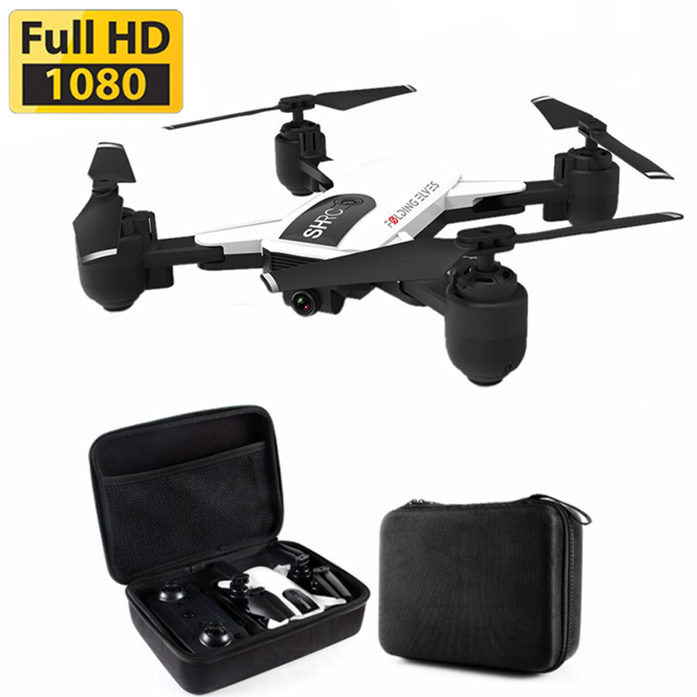 New Drone with Camera 1080P Optical Flow Position Altitude Hold Gesture Photo Follow Mode RC Quadcopter