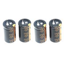 4pcs ELNA 10000uF 63V Electrolytic Capacitor FOR Hi-Fi AUDIO Audio цены онлайн