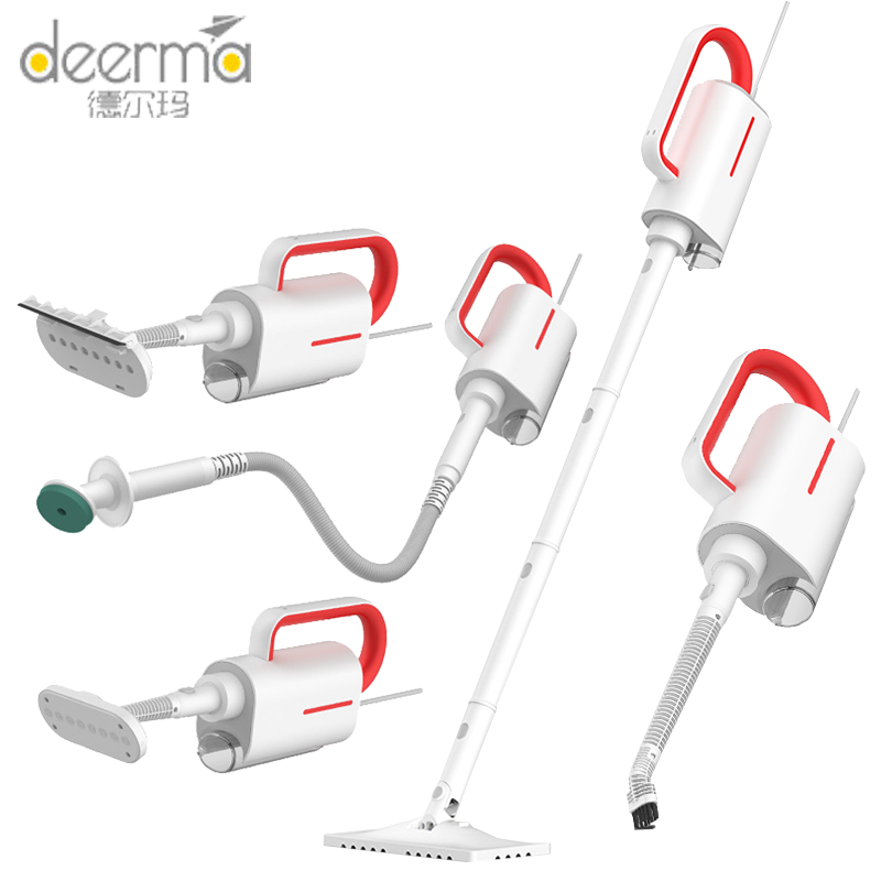 Deerma DEM ZQ600 ZQ610 Electric Steam Cleaners Mop Handheld Floor Window Washers Mopping Vacuum Cleaning Machine|Vacuum Cleaners|   - AliExpress