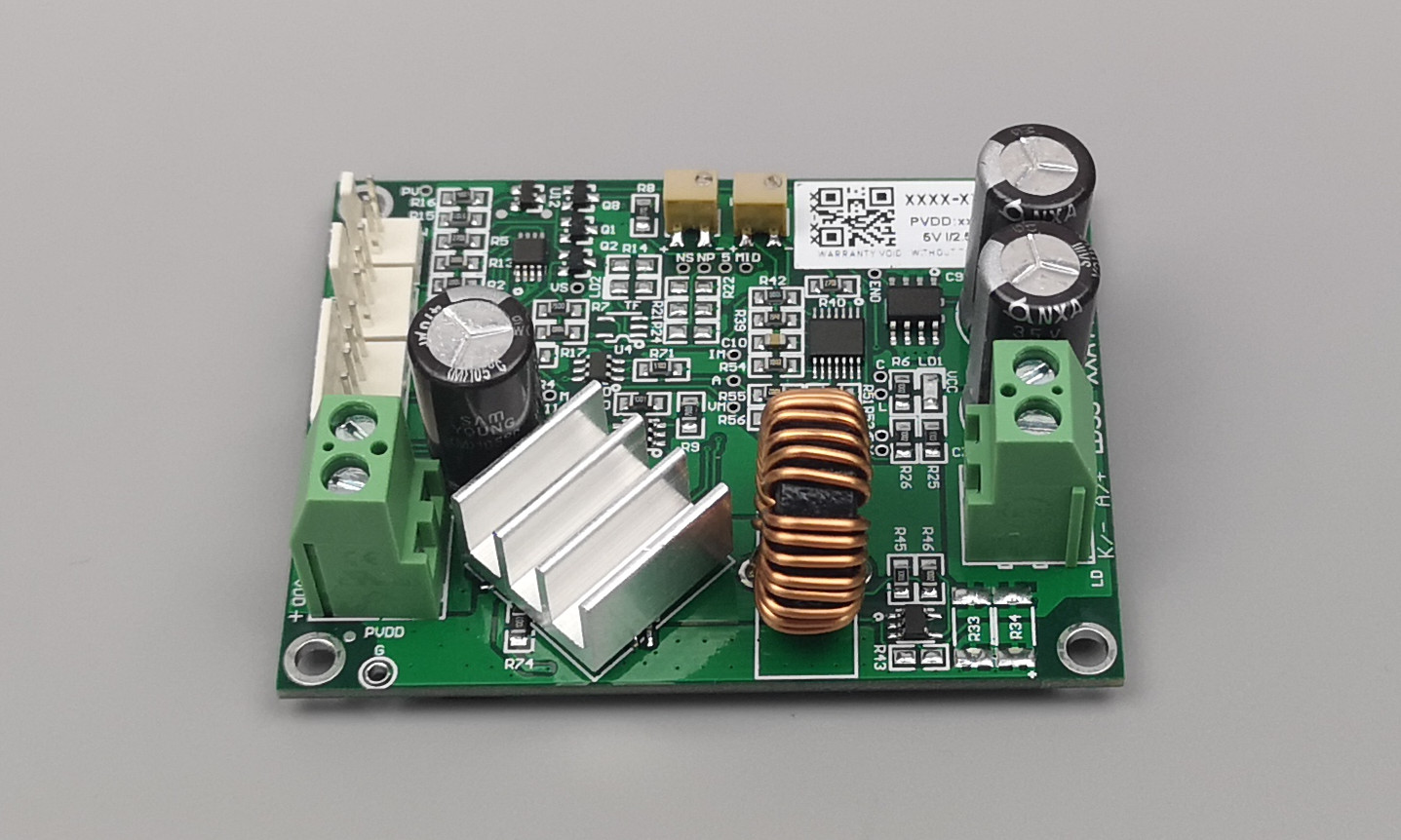 LDSS-xxA-MA Laser Power Board, LD Driver Board, 5A / <font><b>22V</b></font>, Voltage <font><b>Adaptive</b></font> image