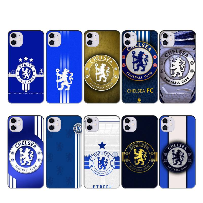 TK ELEVENV Chelsea case coque fundas for iphone 11 PRO MAX X XS XR 4S 5S