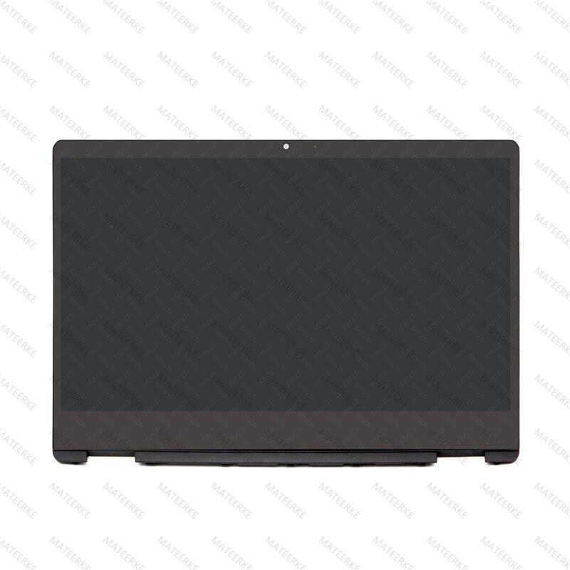 14'' LCD Touch Screen Digitizer Assembly + Bezel For HP Pavilion X36014-DH0025NA 14-DH0048TU 14-DH0008TX 14-DH0009TX 14-DH0013NR