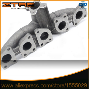 Image 5 - Turbo Collettore Per Audi S2 S4 S6 RS2 K24 K26 20V Cast di Ferro Modello Turbo Collettore di Turbolade