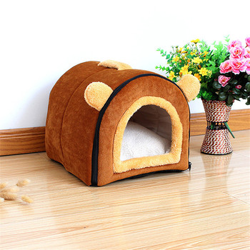 Warm Pet Bed House