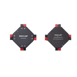 Image 3 - AP 4 30A Powerpole Splitter 4 CH Voeding Distributeur Ham Radio