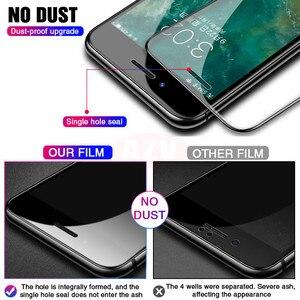 Image 5 - 200D Cong Cường lực Cho iPhone 7 6 6S 8 Plus Tấm Bảo Vệ Màn Hình Trên iPhone X XS MAX XR có Kính Cường Lực trên iPhone 11 PRO MAX