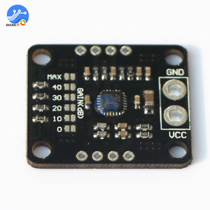 Image 5 - TS472 Amplifier Module Low Noise Electret Microphone Audio Preamplifier Board With 2.0 V Bias Output PDA audio development board