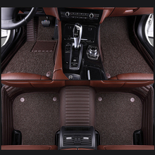 цена на PU-leathe Car floor mats For Chery GX A3 A5 QQ3 Tiggo 3 5 7 8 E3 e5 ARRIZO 3Arrizo5  m7 x1 3x 5x protection Carpet floor liner