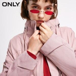 Image 4 - のみ新襟ビッグポケットツーリングトレンチロングコート