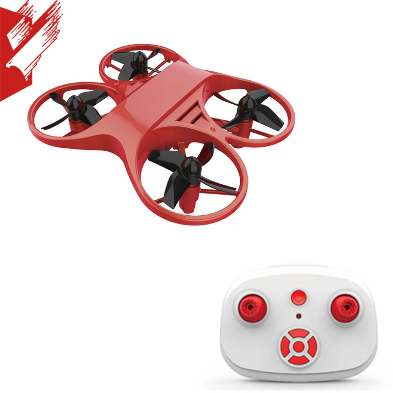 Mini Set High Remote Control Four-axis 2.4 GHz A Key Roll Adjustable Speed Small Unmanned Aerial Vehicle Remote Control Light Ai