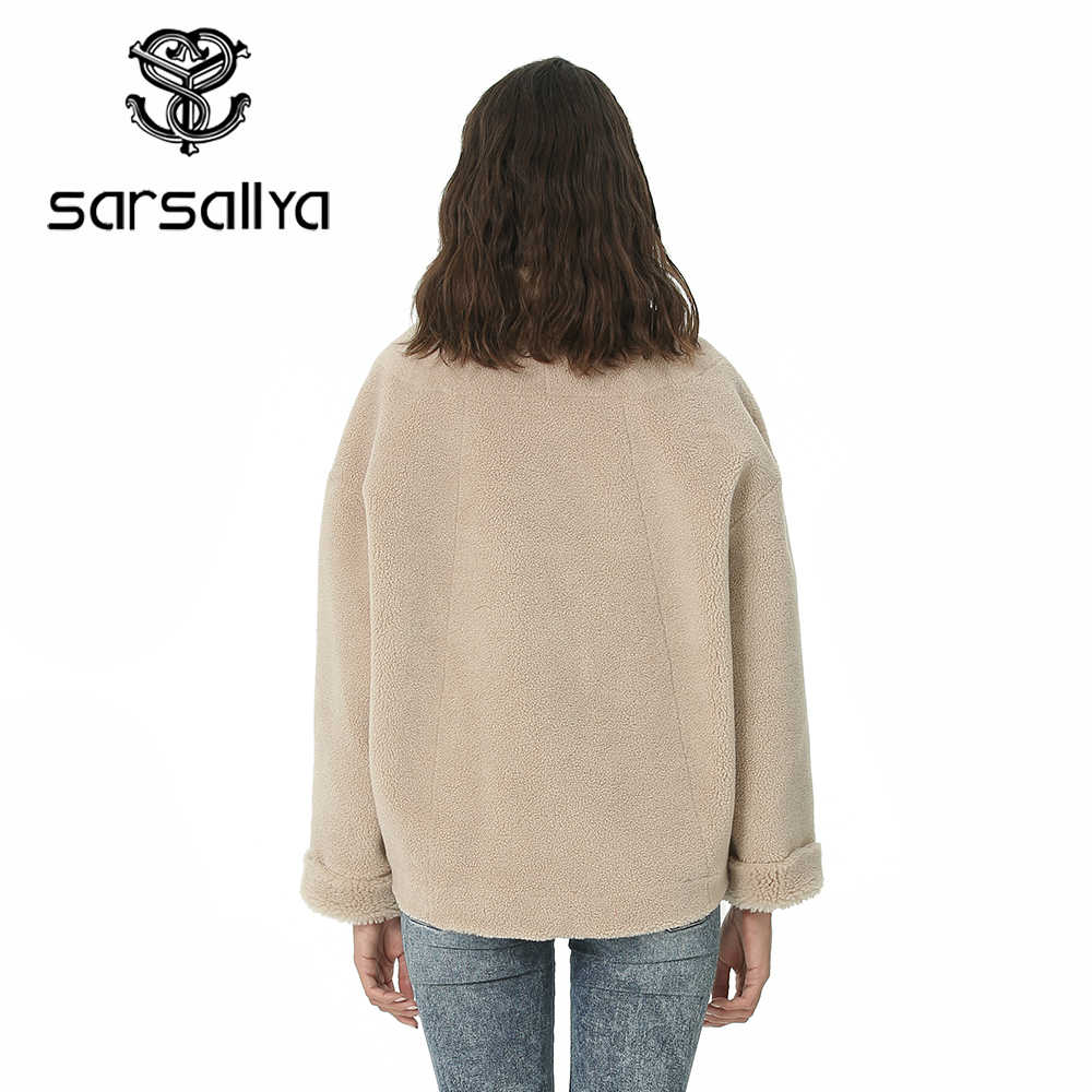 Feminino outono inverno casaco de lã manga longa turn-down collar oversize blazer outwear jaqueta elegante sobretudos solto mais tamanho