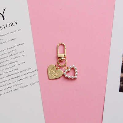 القلب قذيفة الهندسة مفتاح سلسلة الإبداعية مفاتيح السيارة بوم بوم سلاسل المفاتيح لطيف كيرينغ llaveros الفقرة موهير للمرأة الاطفال هدايا