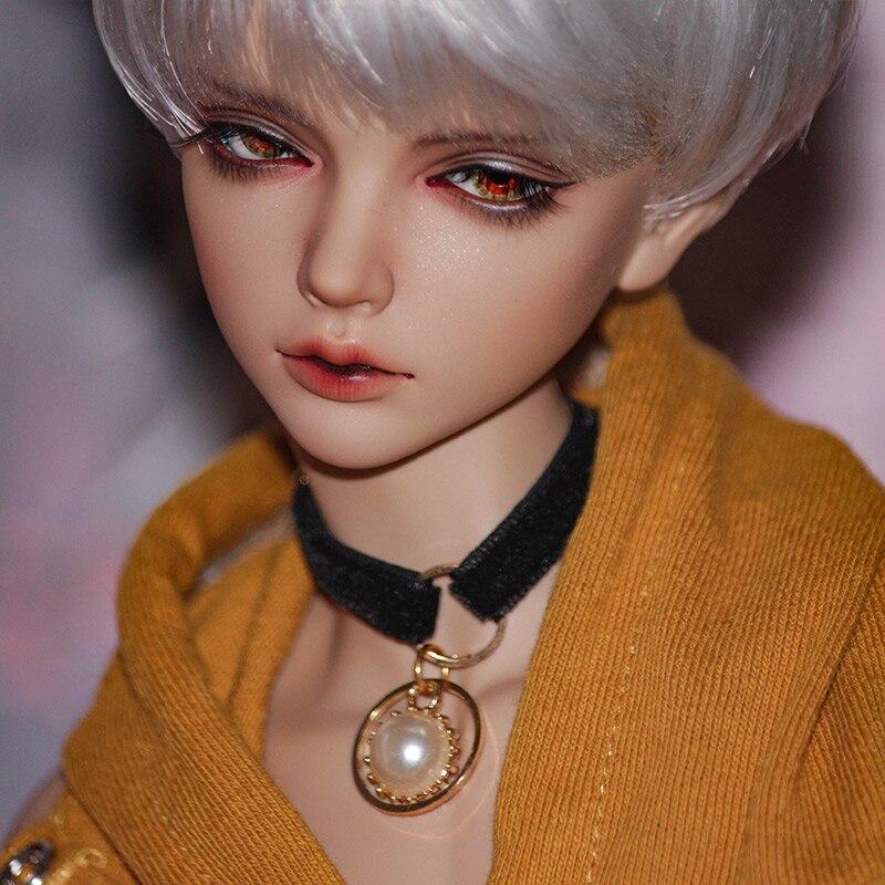 Кукла BJD Jiessie 1/4 кукла bjd тело шарнирная кукла из смолы детские игрушки для девочки подарок на день рождения 4
