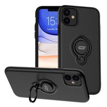 Magnetic Ring Phone Case for iPhone 11 Pro Max X XS XR MAX Cover Bracket 360 Rotation Car iPhone11 2019
