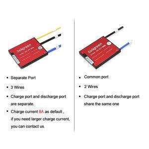 Image 4 - Deligreen 16S 3,7 V 20A 30A 40A 50A 60A 60V BMS für 67,2 V Lithium Batterie Pack 18650 lithion LiNCM Li Polymer Roller