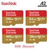 SanDisk Memory Card  32GB 64GB 128GB 256GB 512GB MicroSD Card SDHC SDXC Class10 TF Card for Video Monitoring Smartphone Drones promo