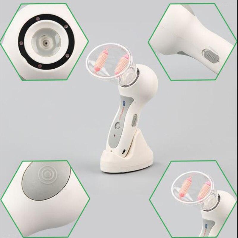 Hanrlver 2 w 1 masażer do masażu ciała w klatce piersiowej liposukcja elektryczna aparatura do masażu piersi