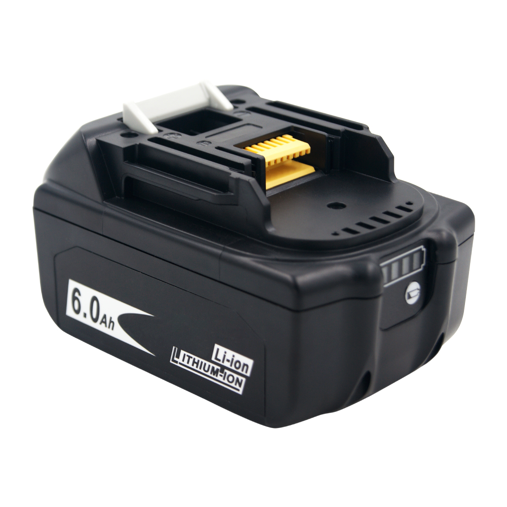 2.0/4.0/5.0/6.0 Ah Lithium ion Rechargeable Replacement for <font><b>Makita</b></font> <font><b>18V</b></font> <font><b>Battery</b></font> BL1850 BL1830 BL1860 LXT400 Cordless Drills image