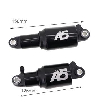 Exa formularz tylny amortyzator ciśnienia powietrza A5 RE RR1 amortyzator rower składany MTB Downhill Kindshock 125 150 mm 650 lbs 850 1000 1100 tanie i dobre opinie CN (pochodzenie) Rowery górskie Aluminium Stop 125mm 150mm