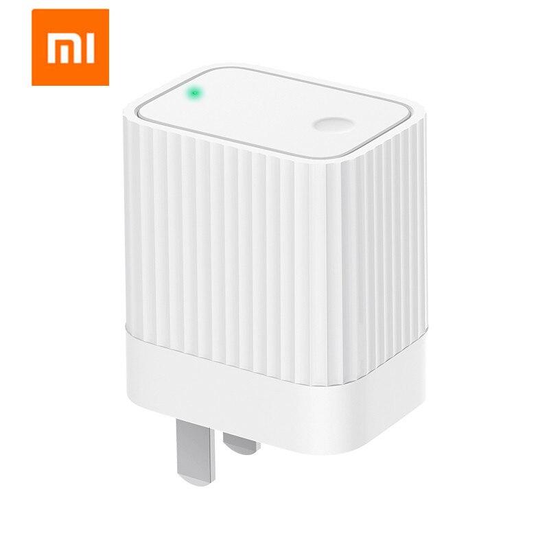 Xiaomi MIJIA ClearGrass bluetooth WIFI Gateway casa inteligente Compatible con Mijia APP Mijia cerradura de puerta Mijia bluetooth temperatura GLEDOPTO ZigBee 3,0 RGB + CCT LED controlador de Gaza más DC12-24V trabajar con zigbee3.0 pasarela de smartThings eco plus control de voz