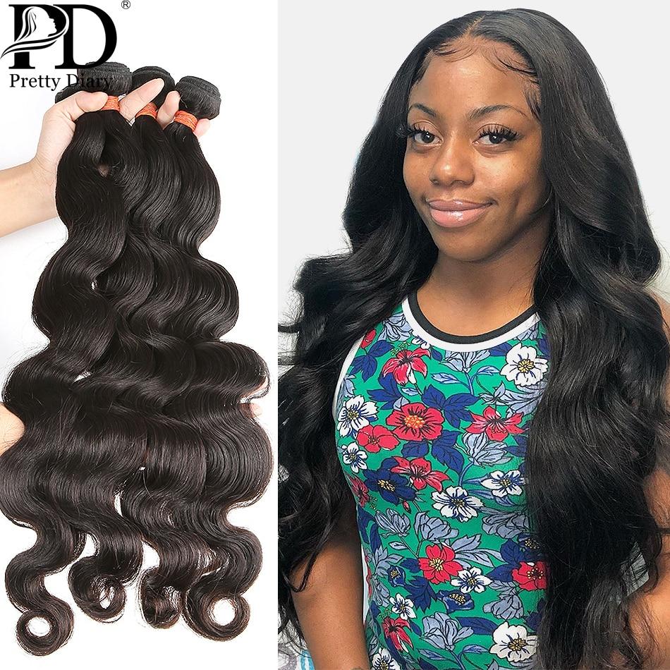 28 30 32 34 40 zoll Körper Welle Brasilianische Haar Spinnt Bundles 3 4 Bundles Menschliches Haar Bundles Einzigen Bundles remy Haar Extensions