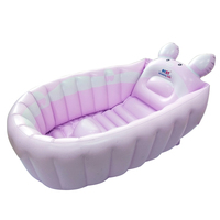 Inflatable bathtubs portable folding Shower Tubs newborn bath tub kids bath infant child wash swimming pool Baby Bath Tubs bebes