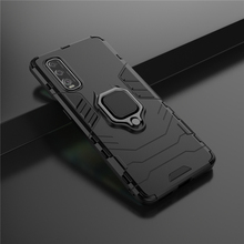Holder Magnetic Case For OPPO Find X2 Pro Case Shockproof PC Ring Stand Cover For OPPO Find X2 Pro Case OPPO Find X2 Pro Fundas cloth finger ring case for oppo find x2 neo find x2 lite phone case soft silicone frame back cover for find x2 pro shockproof