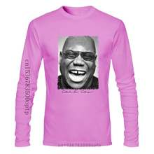 Dj Carl Cox, Dj Tshirt, Homme T-Shirt, Blanc, Cadeau 2020 New Cotton Top Quality Funny O Neck Cartoon T Shirts