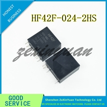 10 sztuk/partia F4AK024T FTR F4AK024T F4AK024 24V tylko wysłać HF42F 024 2HS