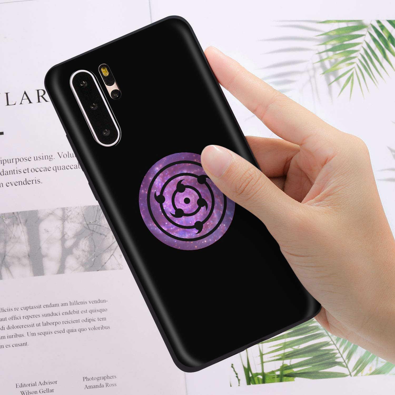 YIMAOC Sasuke Naruto per il Caso di Huawei Compagno di 30 20 Honor Y7 7a 7c 8c 8x9 10 Nova 3i 3 Lite Pro Y6 2018 P30 P smart