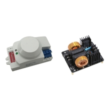 Heater Flyback Driver Microwave Induction Coil-Module 1pcs Light-Switch Sensor