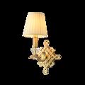 Художественный дизайн латунные Настенные светильники современный дом wandlampen отель лестницы огни высота 40 см