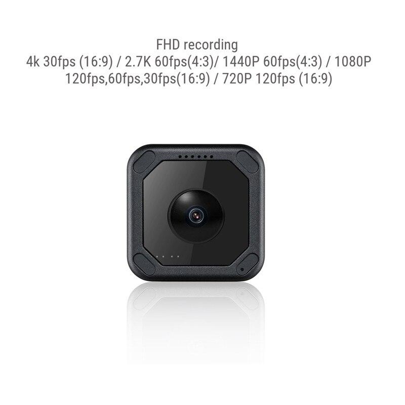 Voorverkoop Caddx Orca 4K HD Opname Mini FPV Camera FOV 160 Graden WiFi Anti Shake DVR Actie Cam voor RC Racing Drone Vliegtuig - 5